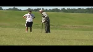 Old Man Prank