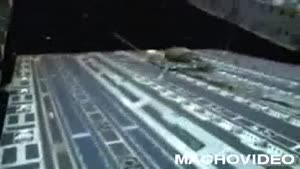 Dropping Humvee's From A Plane