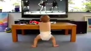 Cute Baby Dances To Beyonce