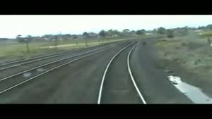 Schoolboy Falls On Train Tracks