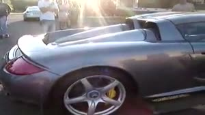 Porsche Carrera GT Loading Fail