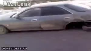 Who Needs Wheels In Russia?