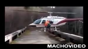 Crazy Helicopter Pilot