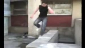 Parkour Guy Disappears