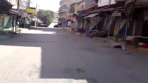 Syrian Ghost Town