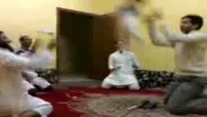 Arab Kid Throwing