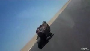 Knee Down, Helmet Down