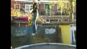 Trampoline Fail Compilation