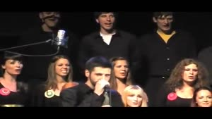 Choir Does Accapella Version Of Rammstein