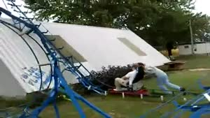 Home Made Rollercoaster