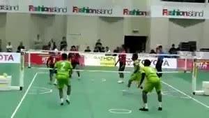 Kung Fu Volleyball