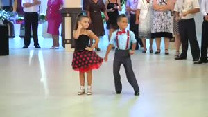 Super Young Latin Dancers From Moldova