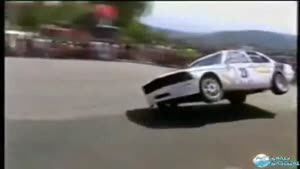 Rally Car Epic Turn