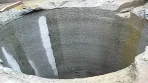 Throwing A Rock Down A 1500 Ft Hole