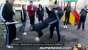 Crazy Russian Dance