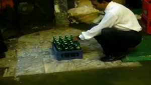 Opening Beer Bottles Like A Boss