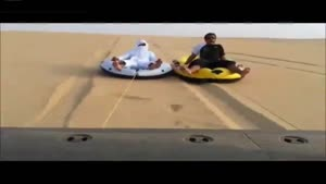 Flying Carpet Fails