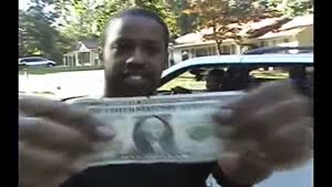 How To Make A Dollar Bill And An SUV Dissappear