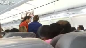 Woman In Vegas Escorted Off The Plane