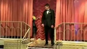 Young Couple's Embarrassing Prom Entry