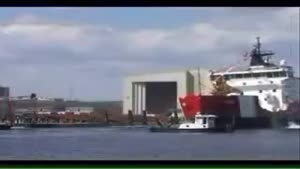 How Ships Are Launched