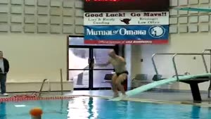 Diving Like A Boss