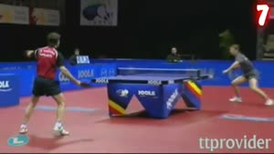 Table Tennis Skills