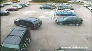 BMW Driver With Parking Problems