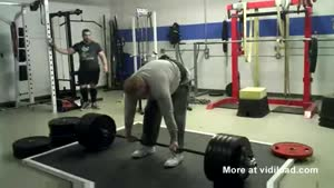 Weightlifting On A Full Stomach
