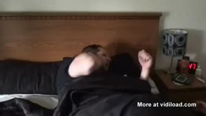 Couple Keeps On Pranking Each Other While They're Asleep