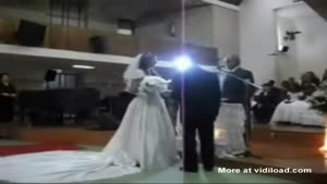 Heart Attack During Wedding Ceremony