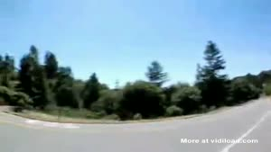 Insane Downhill Longboarding