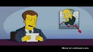 Monty Burns Is Bankrupt