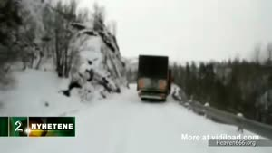 Bizarre Tow Truck Accident In Norway