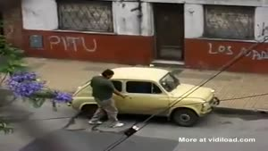 Stealing A Car In Brazil