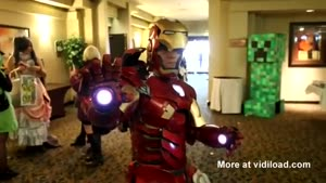 Awesome Iron Man Costume