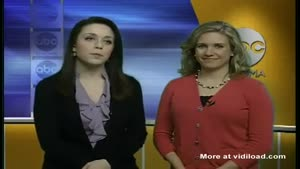 News Anchor Notices She's Pale