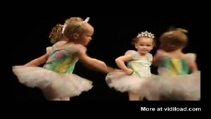 Ballet Baby's Get Into Catfght