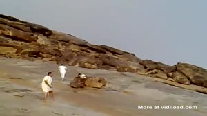Arabs Stone Each Other On The Beach?