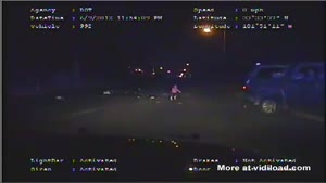 Toddler Gets Thrown From Car In Police Chase