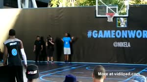Awesome Basketball Dunk