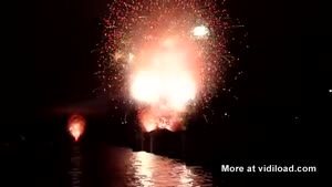 Firework Show Explodes In 15 Seconds