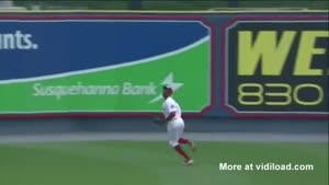 Questionable Baseball Catch