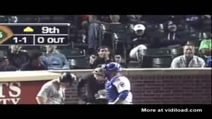 Obscene Gestures During Baseball Game