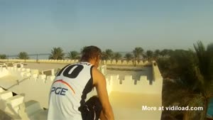 Parkour In Egypt
