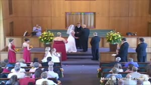 Flasher Ruins Wedding