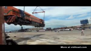 Unloading A Train Goes Wrong