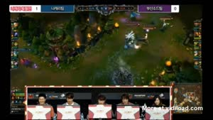 Tired Asians Fall Asleep During Show