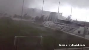 Tornado Passing Through