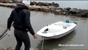 How To Enter A Boat